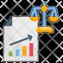 Balance Sheet Finance Report Icon