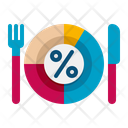 Balanced Diet Icon