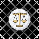 Scale Integrity Balance Icon