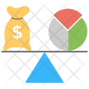 Balancing Budget Icon