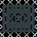 Balckboard Icon