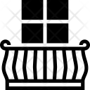 Balcony Icon