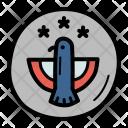 Bald Eagle United Icon