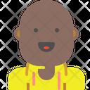 Bald boy Icon