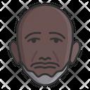 Bald Man Male Person Icon