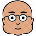 Bald Man Icon