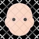 Bald Man Icon