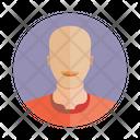 Bald Man Avatar Profile Icon