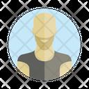 Man Bald Avatar Icon