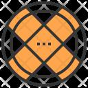 Ball Petanque Equipment Icon