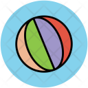 Ball Play Baby Icon