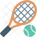 Ball Game Racket Icon