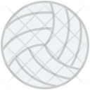 Ball Sports Volleyball Icon