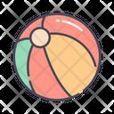 Ball Baby Ball Beach Ball Icon