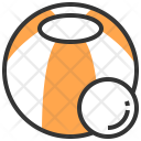 Ball Volleyball Baby Icon