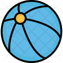 Ball Beach Ball Game Icon