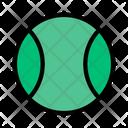 Ball Tennis Game Icon