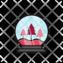 Winter Decoration Snowflake Icon