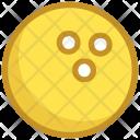 Ball Bowling Play Icon