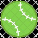 Ball Baseball Cricket Icon