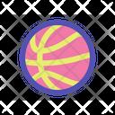 Ball Basket Sports Icon