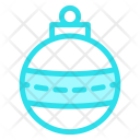 Ball Bauble Decoration Icon
