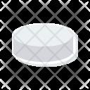 Ball Hockey Ice Icon