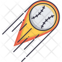 Ball Baseball Speed Icon
