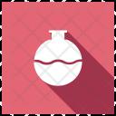 Ball Christmas Beaker Icon