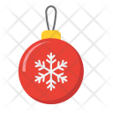 Tree Ball Decoration Icon