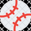 Softball Ball Icon