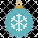 Ball Christmas Xmas Icon