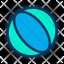Medicine Ball Exercise Ball Fitball Icon