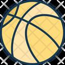 Ball Basketball Football Icon