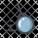 Ball Construction Demolation Icon