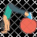 Ball Act Icon