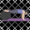 Ball Exercise Icon