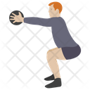 Ball Exercise Icon