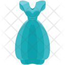 Ball Gown Dress Icon