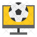 Screen Ball Football Icon