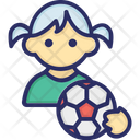 Ball Playing Icon