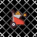 Ball Trolley Icon