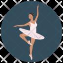 Prima Ballerina Dancer Icon