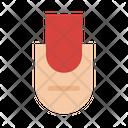 Ballerina Nail Icon