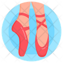 Ballet Shoes Icon