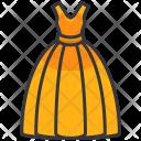 Ballgown Skirt Icon