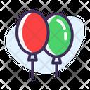 Celebration Party Ballon Icon