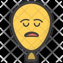 Balloon Smiley Face Emoji Balloon Face Icon