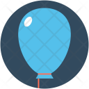 Balloon Party Decoration Icon