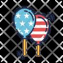 Balloon Decoration Celebration Icon